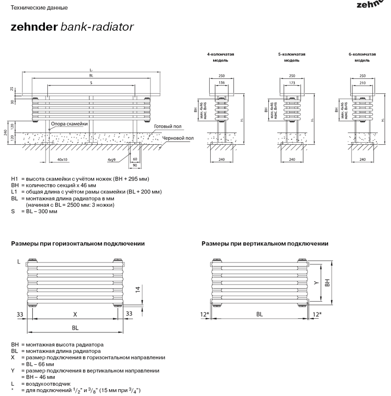 zehnder bank-radiator