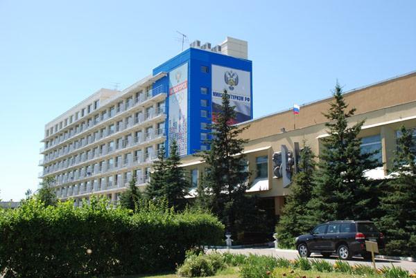 "ФГУП ""УТЦ Новогорск"", спортивный комплекс"